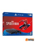 CONSOLA PS4 SLIM 1TB SPIDERMAN