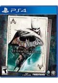 Juego PS4 Nuevo Batman Return to Arkham