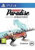 Juego PS4 Nuevo Burnout Paradise Remastered