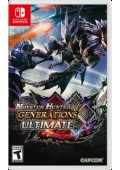 Juego Switch Nuevo Monster Hunter Generations Ultimate