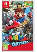 Juego Switch Nuevo Super Mario Odyssey
