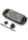 Carcasa PSP 2000 Negra