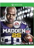 Juego Xbox One Pre-Usado Madden NFL 25
