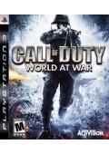 Juego PS3 Pre-Usado Call Of Duty World At War